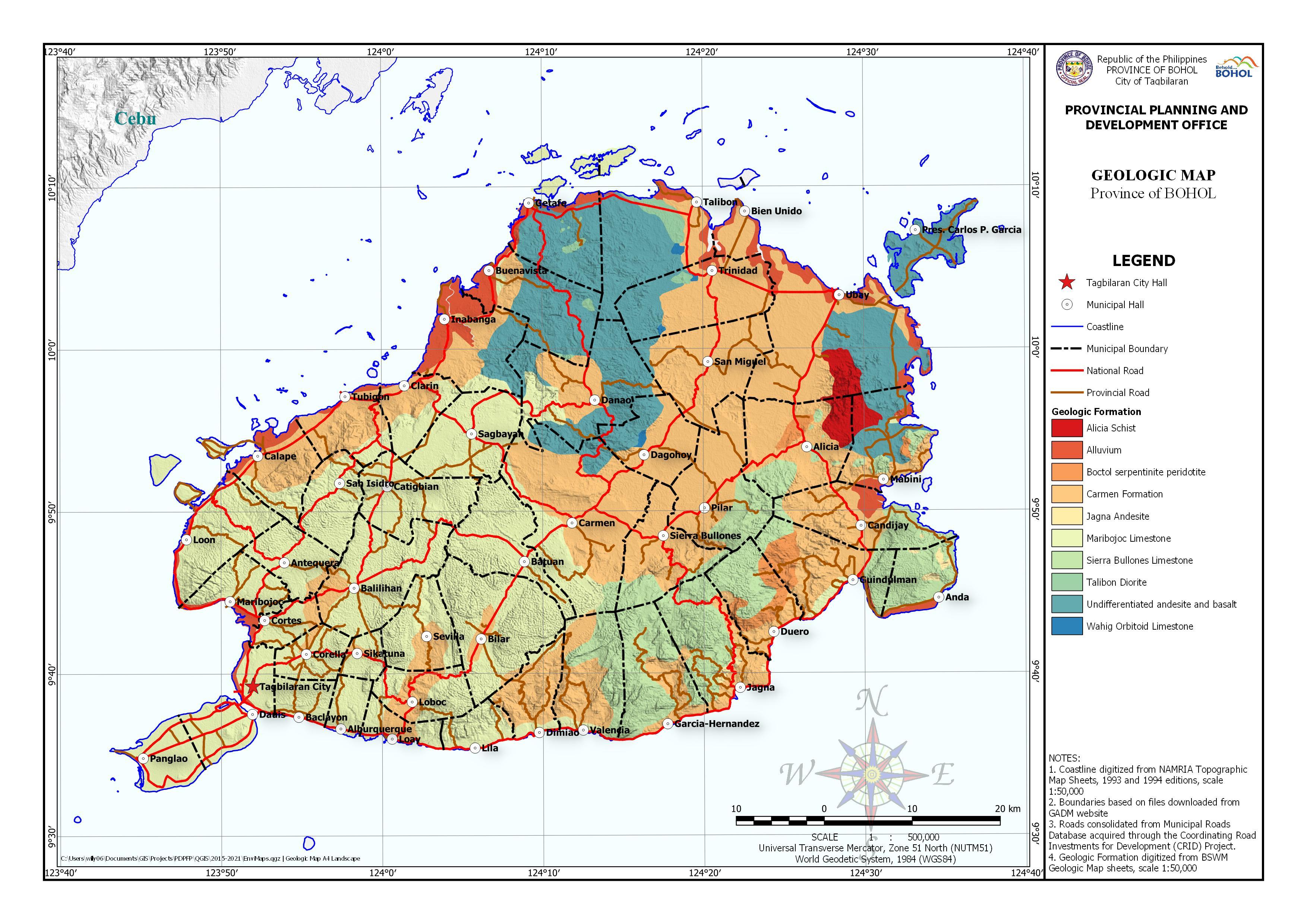 Geologic Map