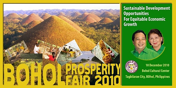 Bohol Prosperity Fair 2010