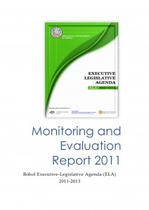 2011 M&E Report on the ELA 2011-2013