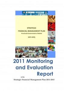 2011 M&E Report on SFMP 2011-2015