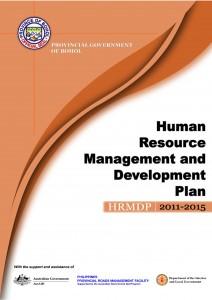 HRMD Plan 2011-2015