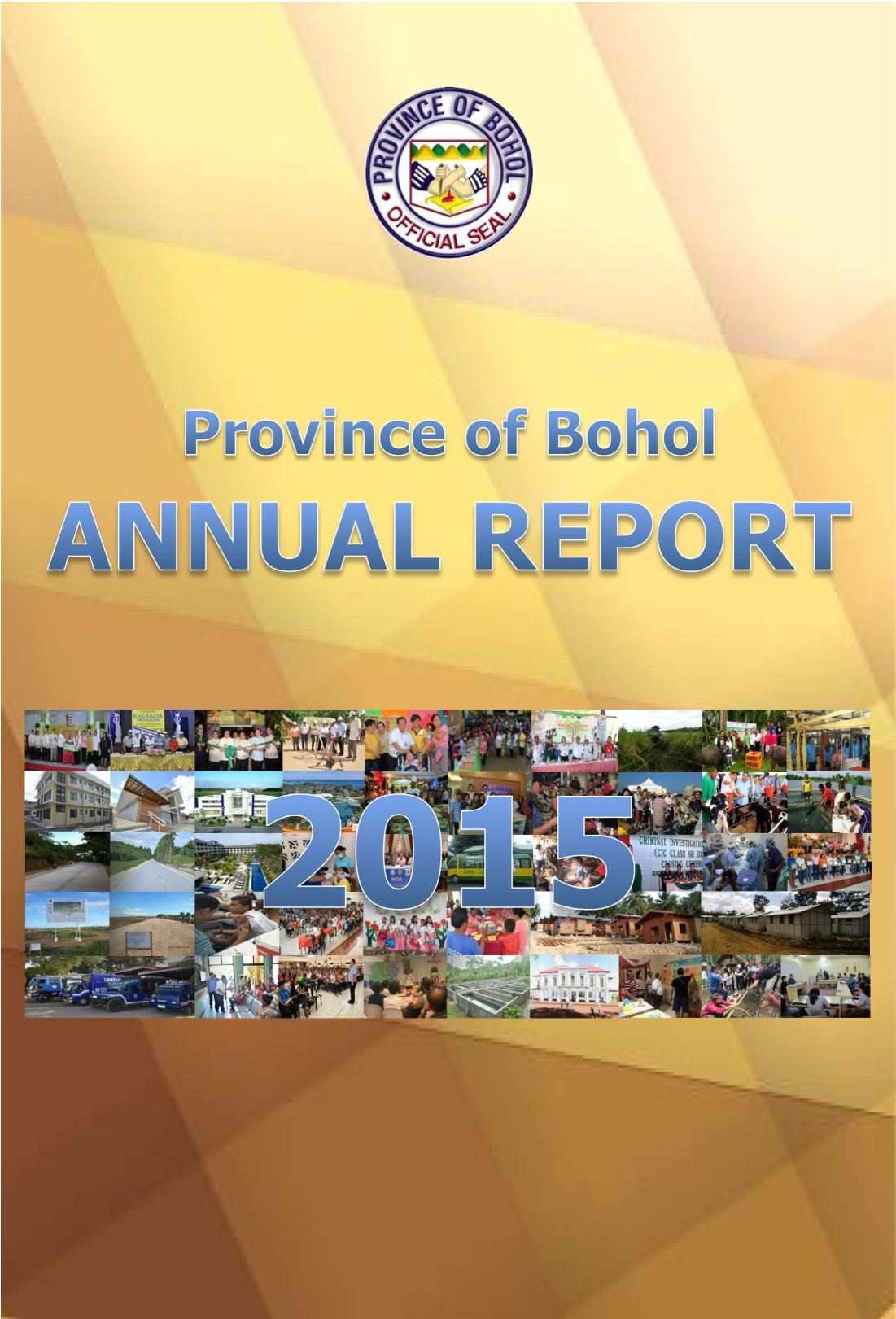 Annual Report 2015. Click on the image to download the document