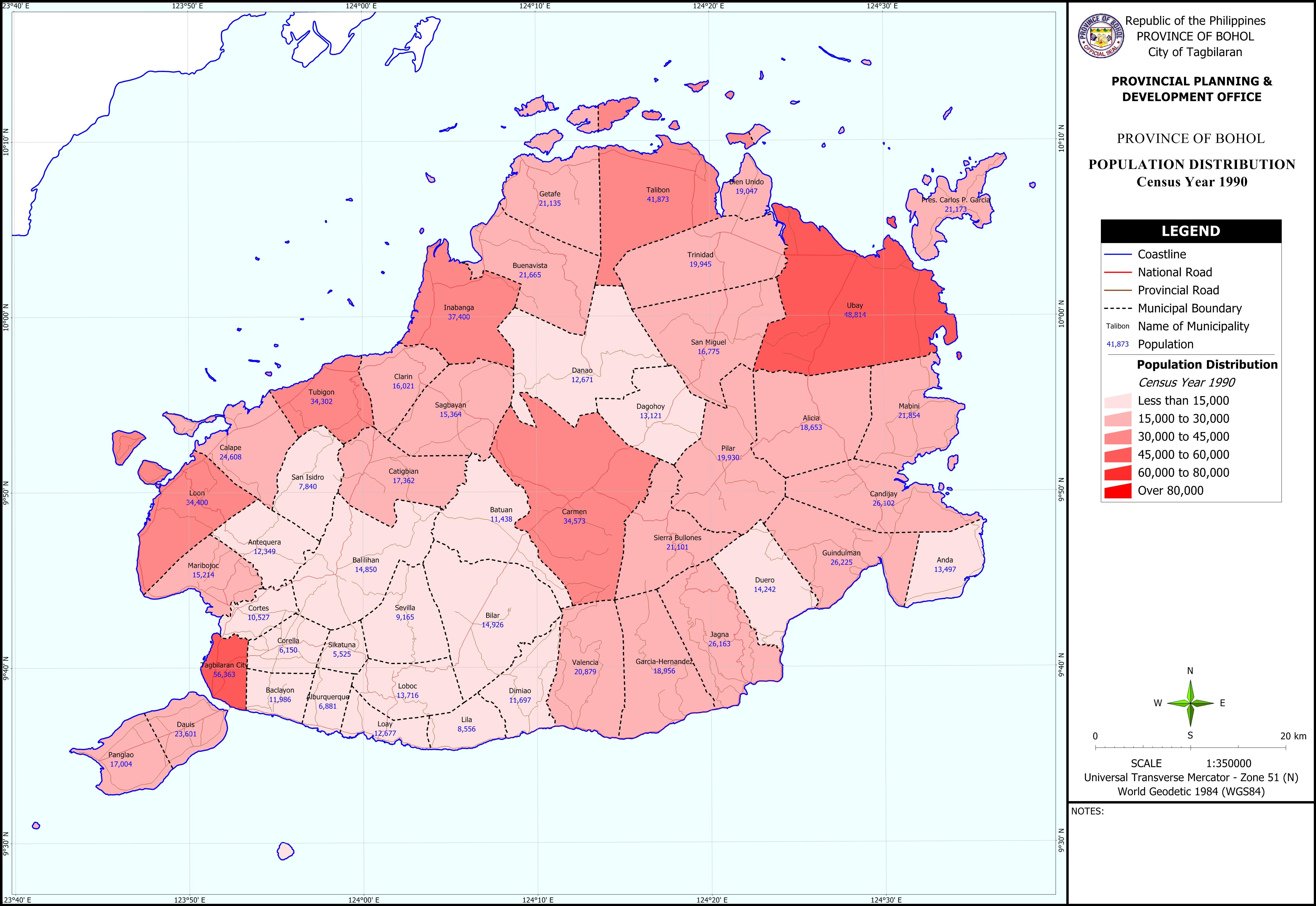 Population 1990