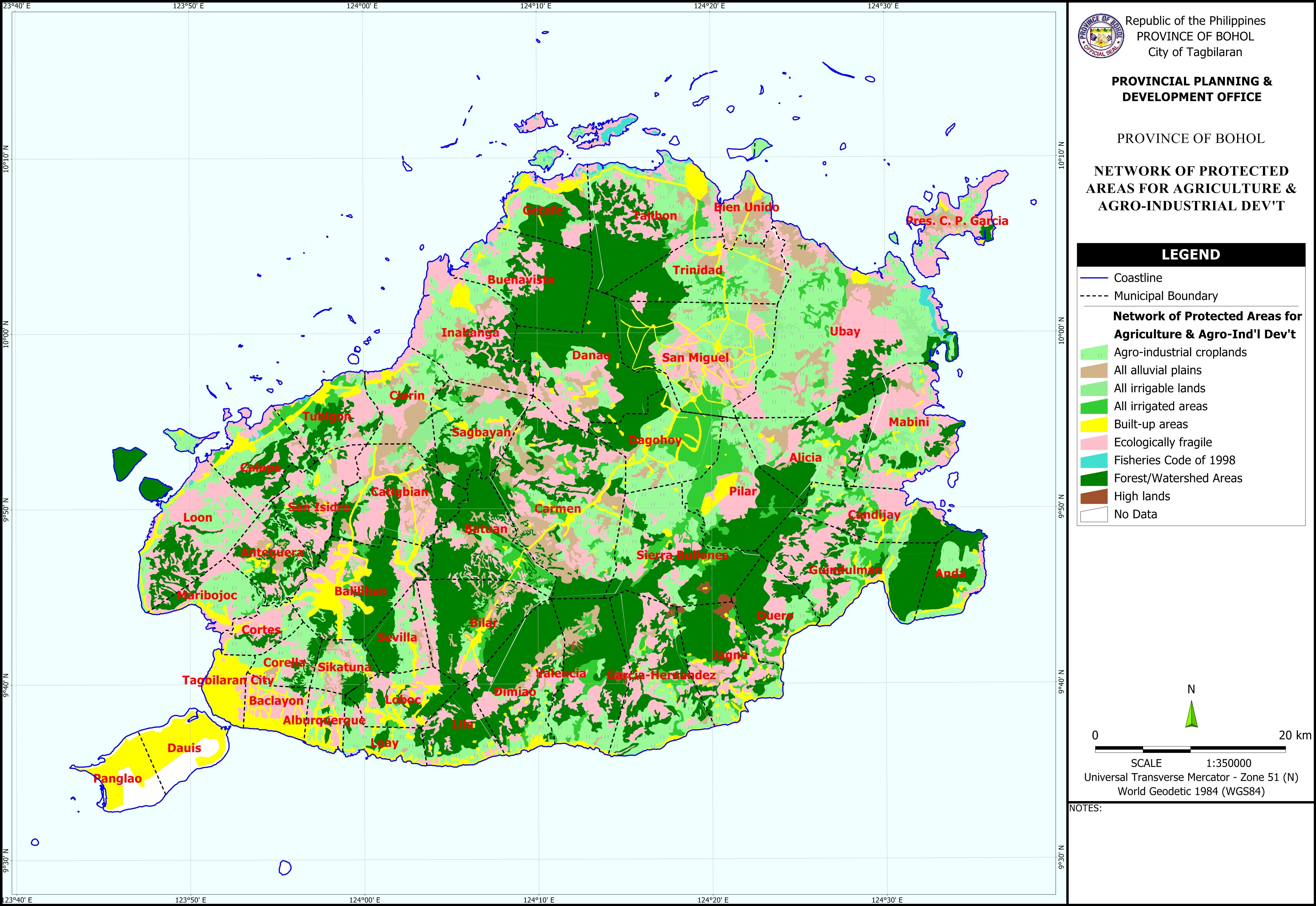 NPAAAD Map