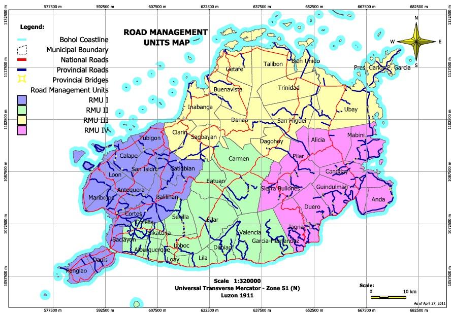 RMU Map