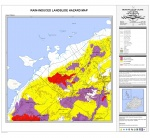 Calape Rain-Induced Landslide Hazard Map
