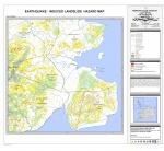 Candijay Earthquake-Induced Landslide Hazard Map