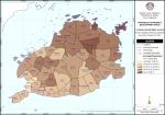 Averaged Deprivation Map