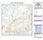 Sierra Bullones Ground Rupture Hazard Map