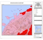 Calape Ground Shaking Hazard Map